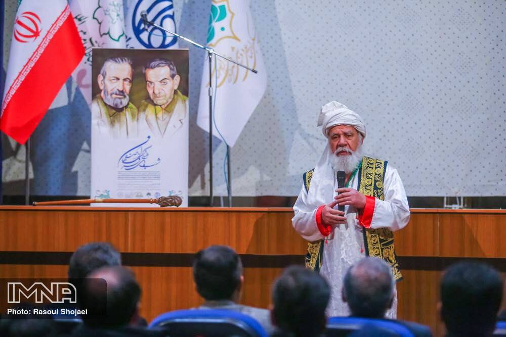 شب های فرهنگی اصفهان در تبریز