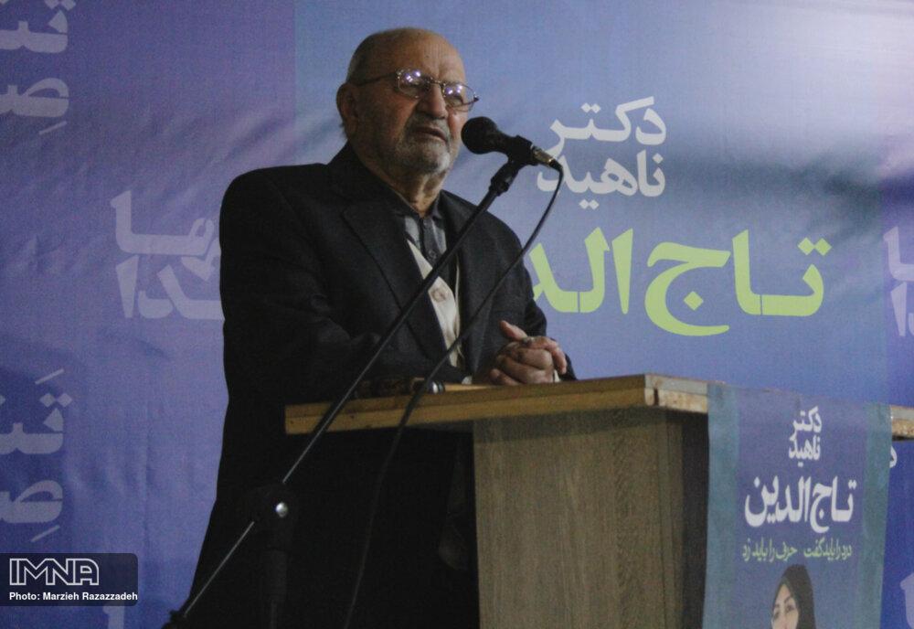 صلواتی: باید سعی کنیم کاندیداهای شایستهای به مجلس شورای اسلامی راه پیدا کنند