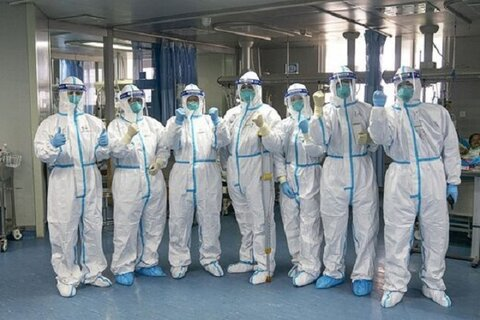 Iran ready to cooperate with China in controlling Coronavirus