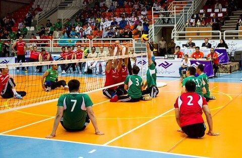 اولین مرحله اردوی والیبال نشسته تیم ملی در کیش برگزار شد