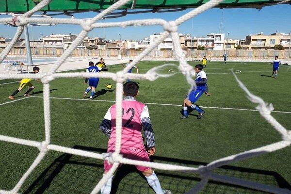 تیم فوتبال کودکان کار شیراز قهرمان جام دوستی کودکان دو ملت شد