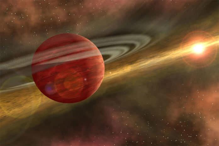 کشف یک سیاره فراخورشیدی نزدیک به زمین