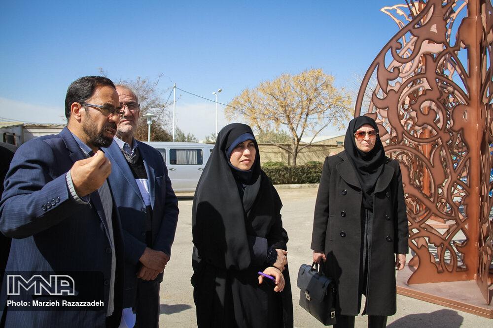 طغیانی: سند جامع زیباسازی اصفهان تدوین میشود
