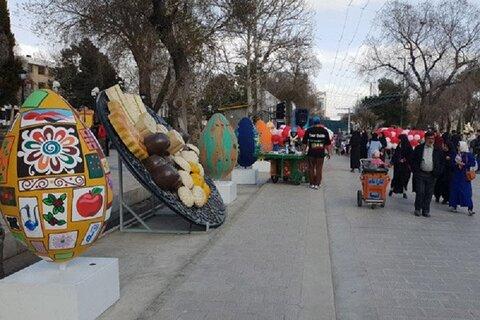 آغاز جشنواره عیدانه ۹۹ قزوین از دهم اسفند ماه