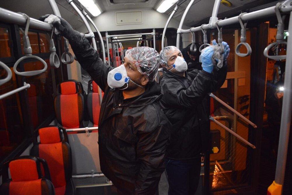 کاهش ۷۰ درصدی مسافران اتوبوس در اصفهان