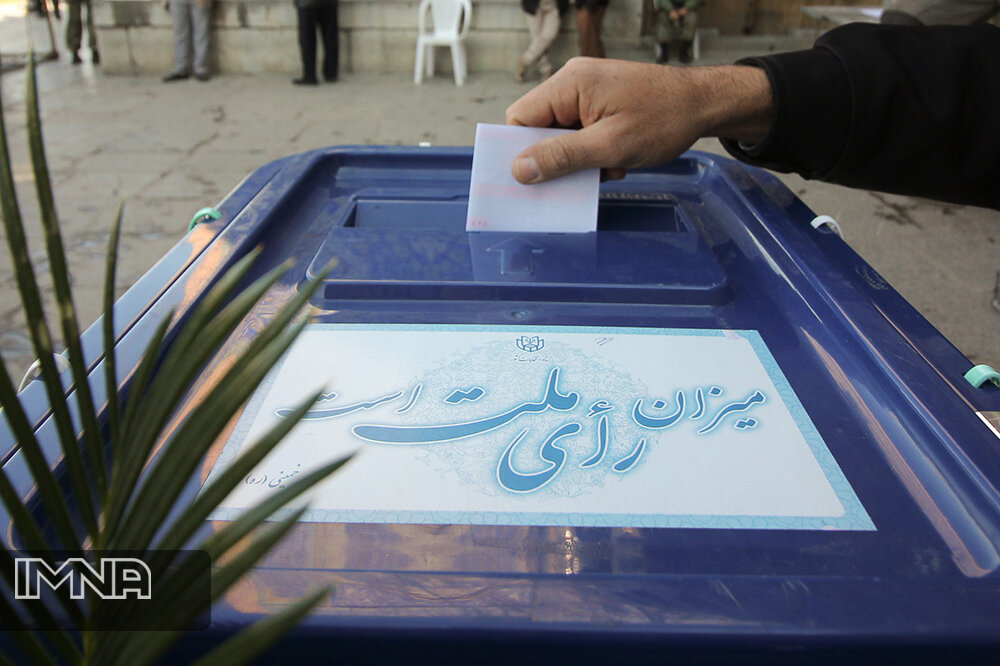 پخش ۹۰۰ ساعت برنامه انتخاباتی در تلویزیون