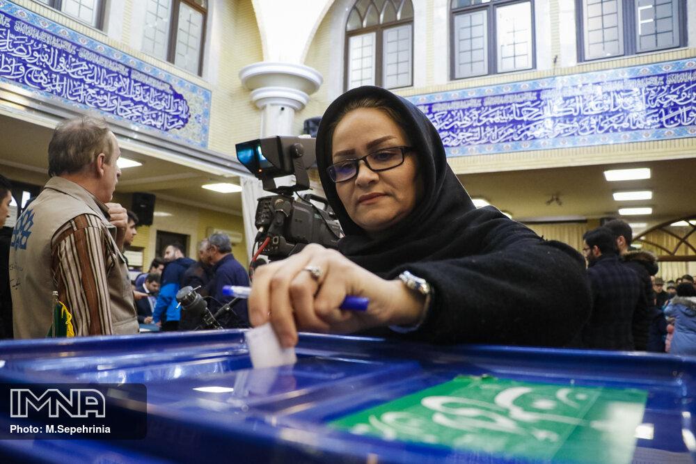 انتخابات در دولت دوازدهم در کمال سلامت و امنیت برگزار شد
