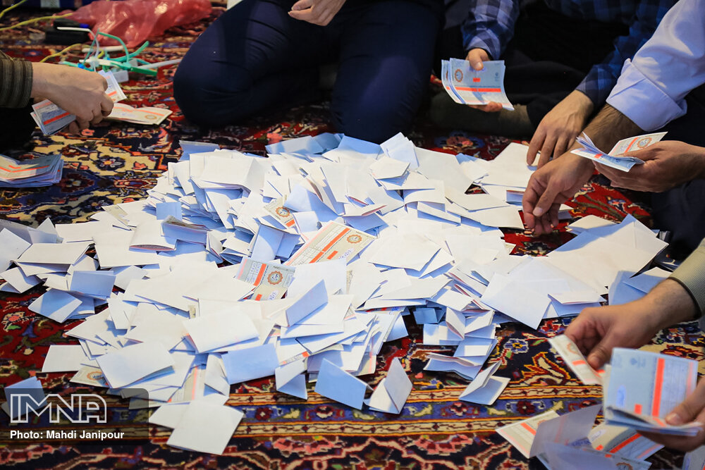لیست مجمع نیروهای انقلاب اسلامی از اصفهان به بهارستان راه یافت