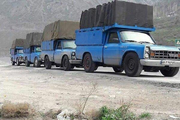 کاهش آلودگی ناشی از تردد ناوگان حمل بار از اهداف برنامه اصفهان ۱۴۰۵