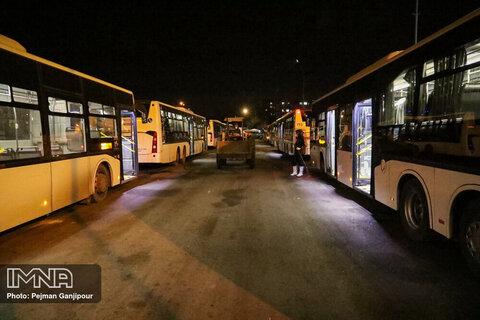 نرخ کرایه تاکسی و اتوبوس در کرمانشاه افزایش یافت