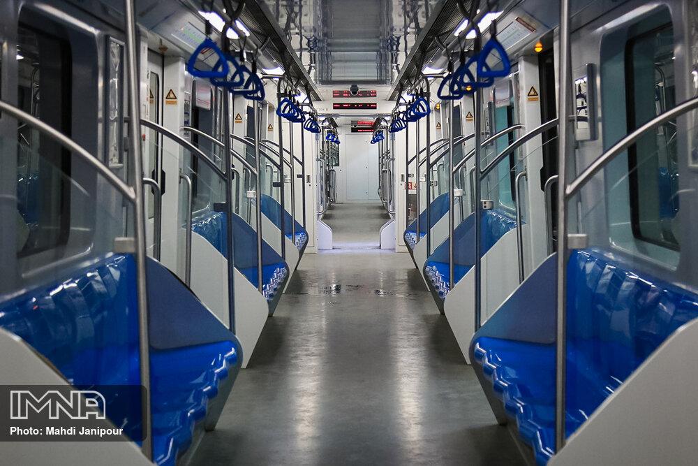 یک ایستگاه مترو در اصفهان موفق به دریافت نشان معماری شد