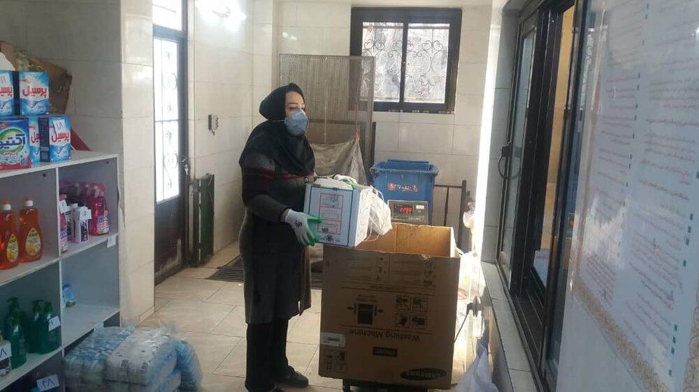 آغاز فاز دوم توزیع جعبههای ایمن در سالن آرایشگاه های اصفهان