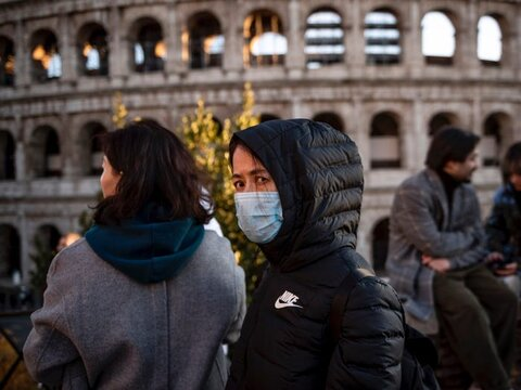 Italy on lockdown struggling with coronavirus hit