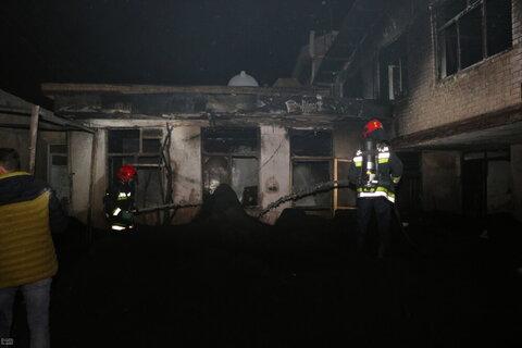 وقوع ۴۱۹ مورد آتشسوزی در شاهینشهر