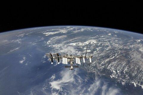 ایستگاه فضایی بین المللی آماده نصب پنل های خورشیدی شد