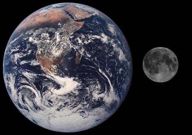 امروز ماه به اوج زمینی می رسد