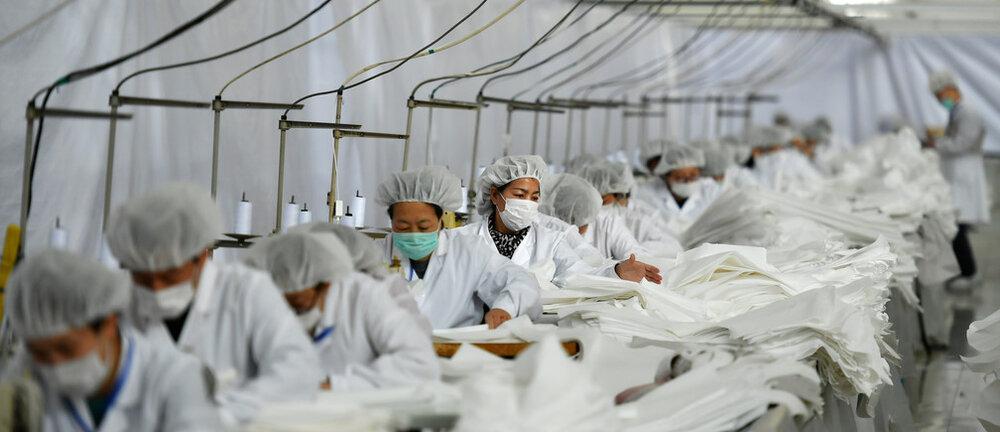 راهکار شرکتهای چین برای مقابله با کرونا