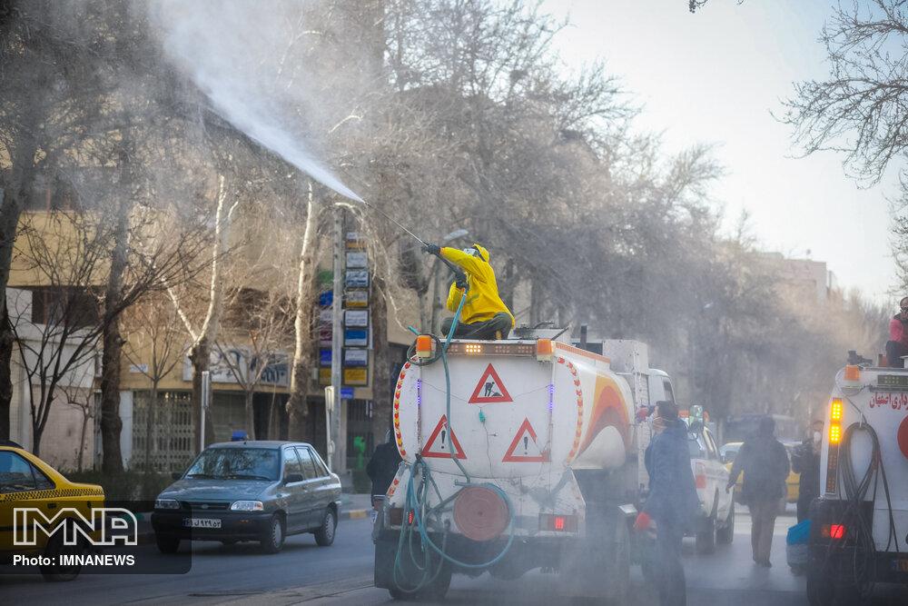 شهرداری اصفهان وارد فاز دوم اقدامات برای مقابله با کرونا شده است