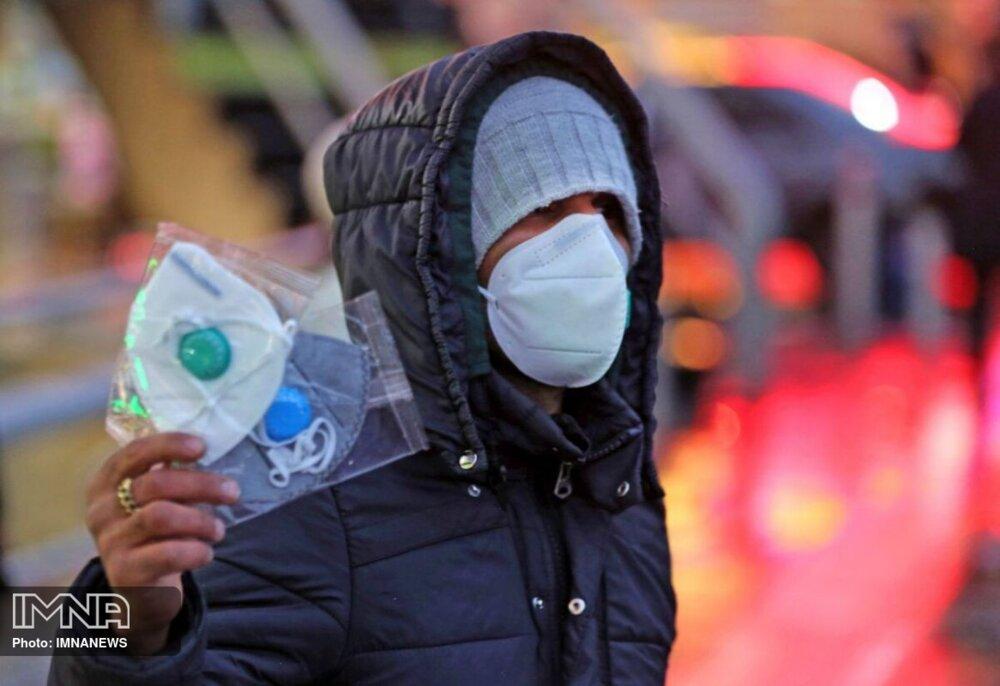 توزیع ماسک پارچهای در اصفهان آغاز شد