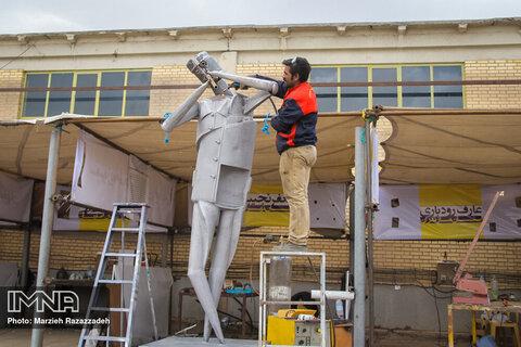 دهمین دوره سمپوزیوم بینالمللی مجسمهسازی تهران فراخوان داد