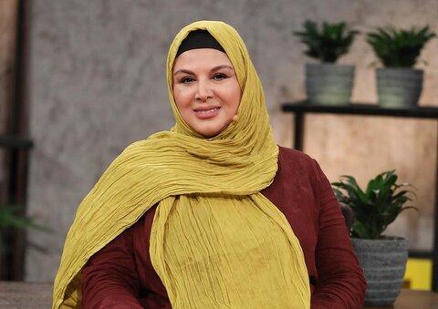 """خاطره بازی شهره سلطانی با سریال """"ترش و شیرین"""""""