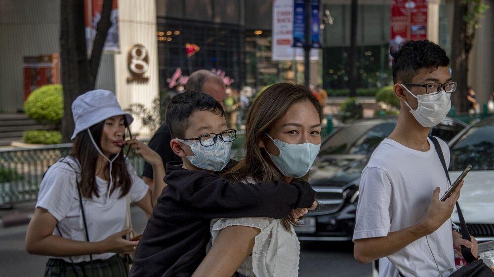 ویروس کرونا مشکل آلودگی هوای چین را حل کرد