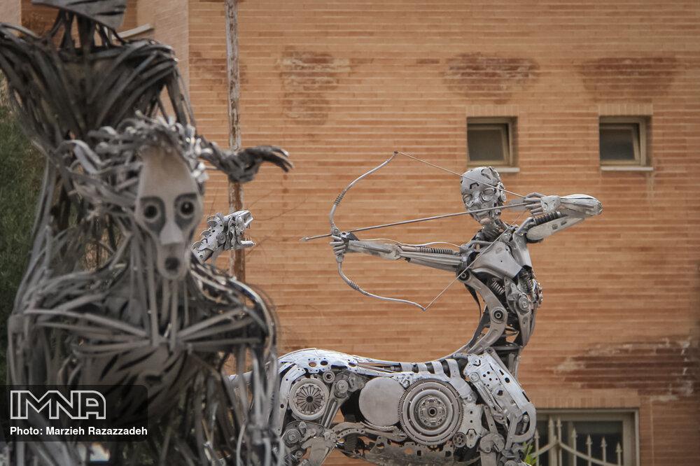 «هنر شهری» در خدمت هویت شهر