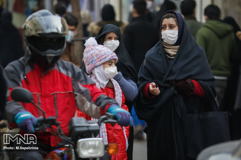 آخرین وضعیت کرونا در کاشان(۲۲ تیر)/اینفوگرافیک