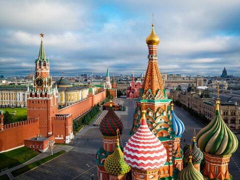 وخامت کرونا مسکو را به تعطیلی کشاند