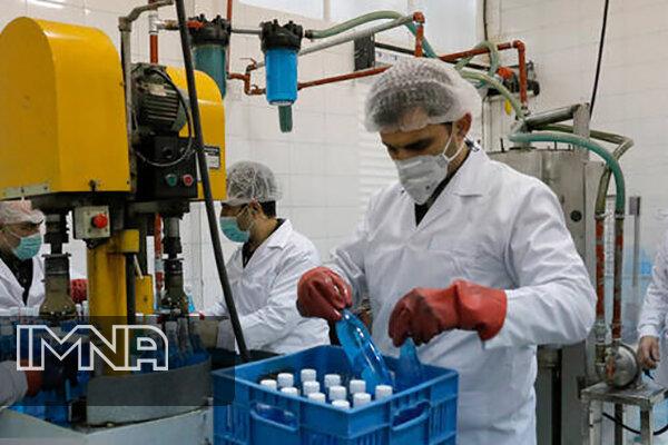 چند کارخانه در کاشان مجوز تولید الکل و مواد ضدعفونیکننده گرفتند؟