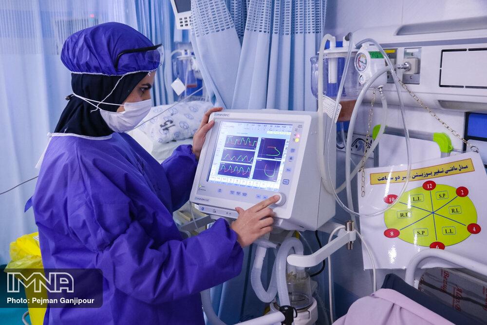 آخرین وضعیت ابتلای پزشکان اصفهانی به کرونا