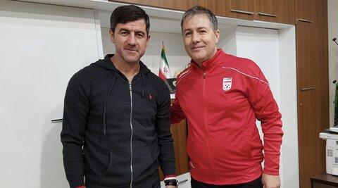 علوی: پس از پایان فصل درباره حضور باقری در تیم ملی جلسه خواهیم داشت