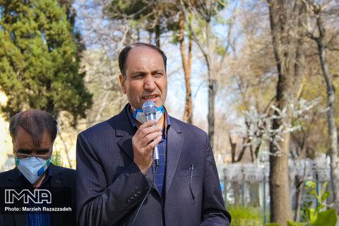 اصفهان بیش از گذشته به هوای پاک نیاز دارد/ مردم آرامش و سلامت میخواهند
