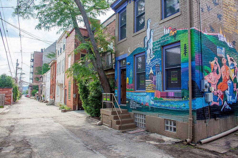 جوامع خلاق و زیباسازی شهری بر پایه هنر