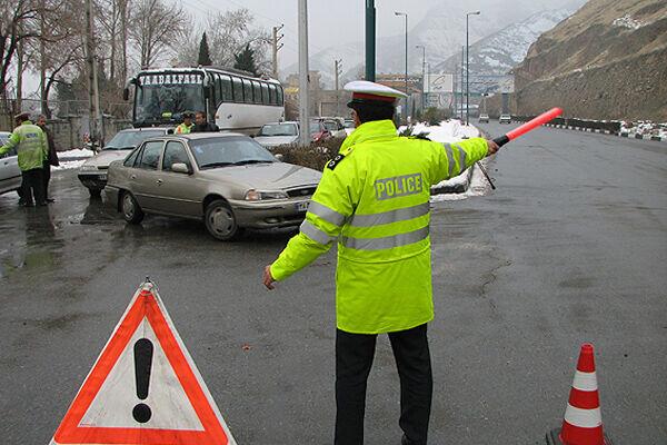 جاده چالوس از امروز مسدود میشود