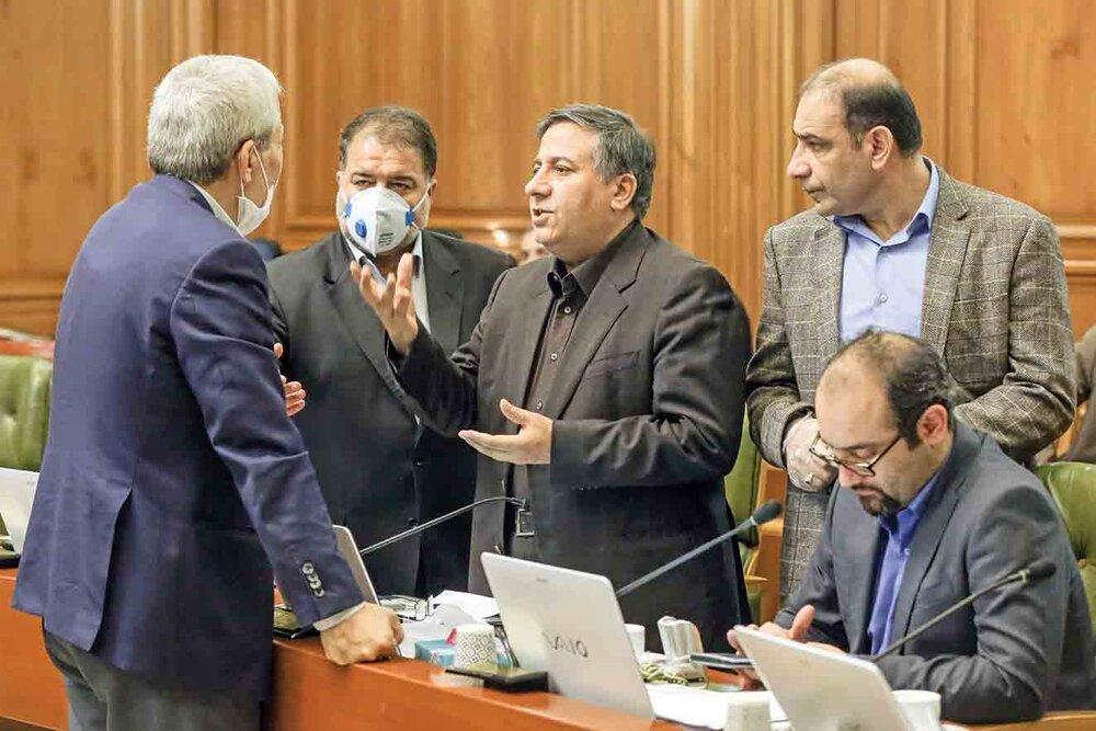 ۶ عضو شورا خواستار ارائه گزارش املاک نجومی شهرداری تهران شدند