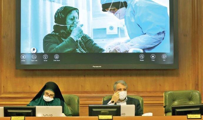 تبعیض میان رسانهها در صحن علنی شورای شهر تهران