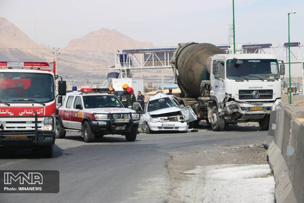 وجود بیش از ۳ هزار نقطه ناایمن در جادههای کشور/تصادفات؛ دومین علت مرگ بعد از کرونا