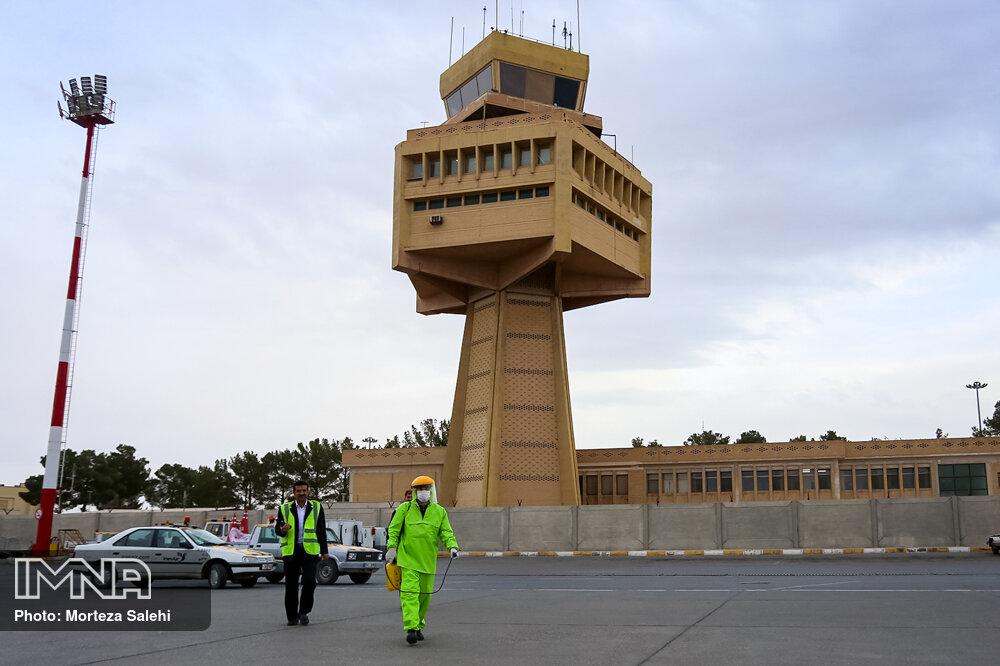 بودجهریزی عملیاتی ۱۰ فرودگاه کشور در سال ۱۴۰۰