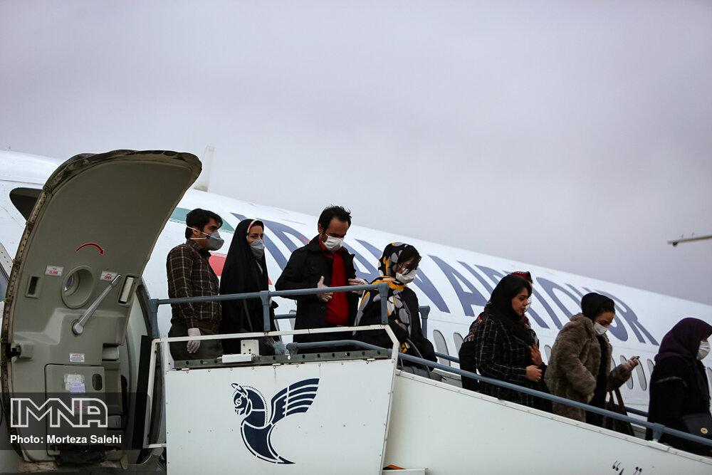 افزایش ظرفیت فرودگاههای کشور به ۱۰ میلیون مسافر