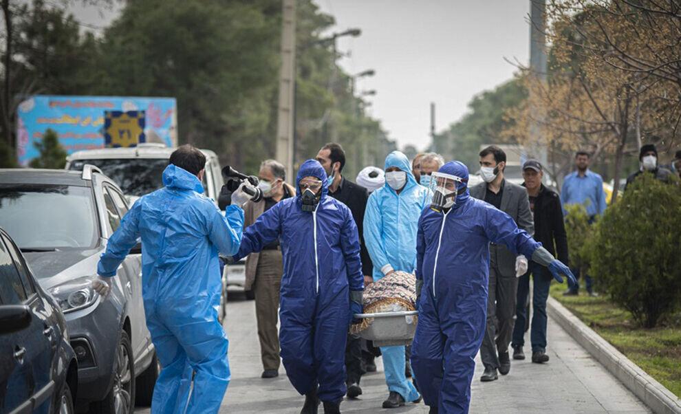 میزان مرگ و میر کرونایی در تهران به زیر ۱۰۰ نفر رسید