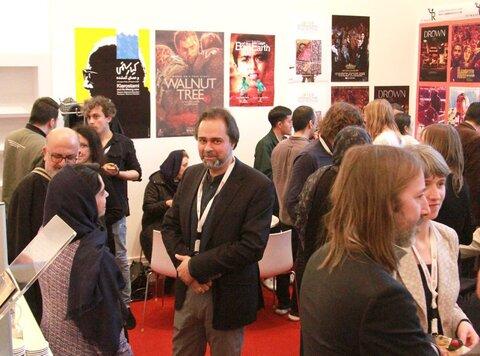 Ceremony commemorating Iranian cinema held in 70th Berlin International Film Festival