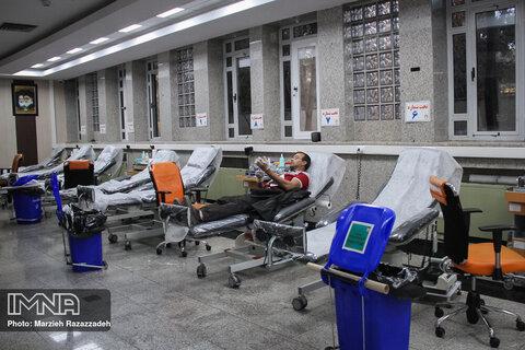ثبت نام اهدای خون در اصفهان اینترنتی شد