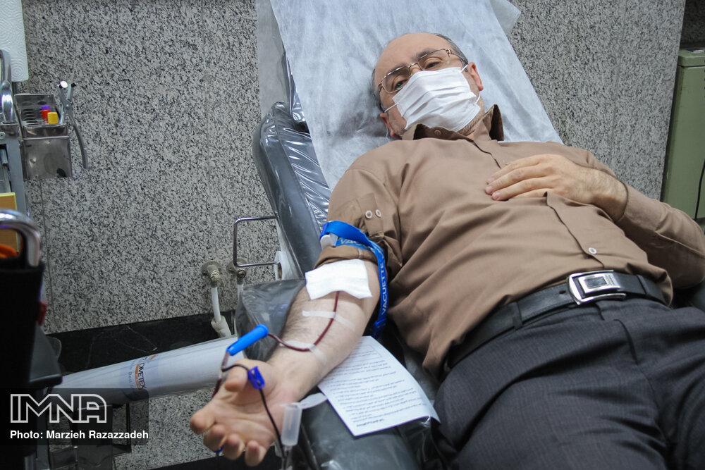 روزهای فعالیت مراکز اهدای خون اصفهان در نوروز اعلام شد