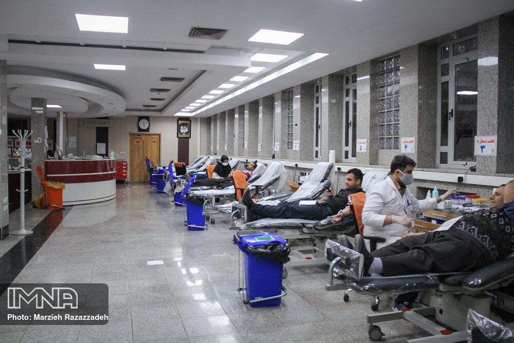 نیاز به گروه خونی  A مثبت در اصفهان