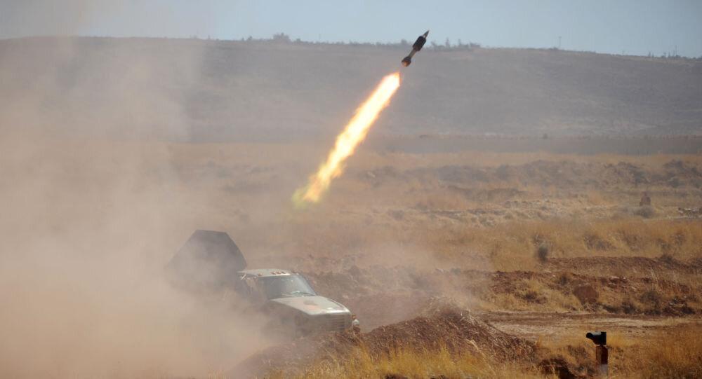 حمله رژیم صهیونیستی به سوریه