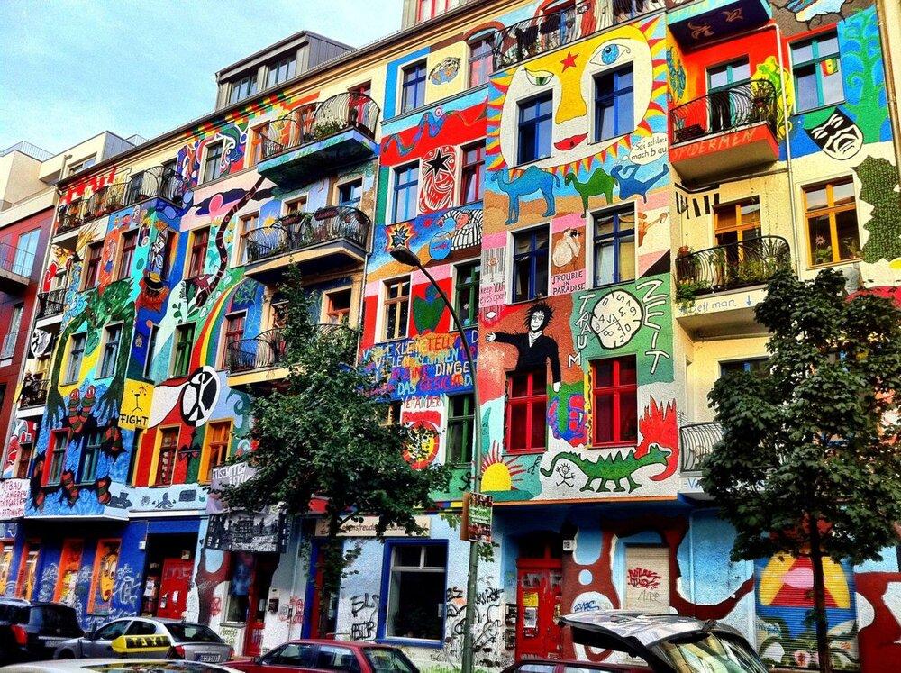جذابترین محلههای برلین