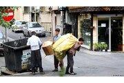 ثبت ۱۴۸۳ تخلف جمعآوری و ساماندهی زبالهگردها در قم