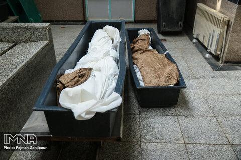 استفاده از تابوت در دفن اموات کرونایی بجنورد لغو شد