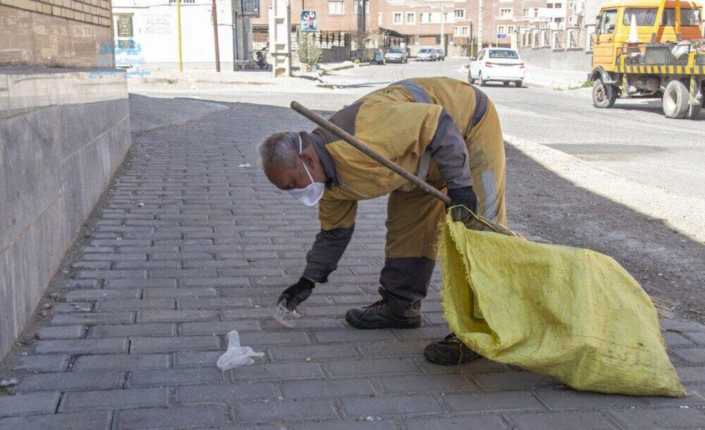 ابتلای ۳۰ کارگر خدمات شهری زنجان به کرونا